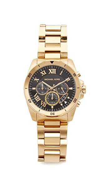Michael Kors Brecken Chronograph Watch