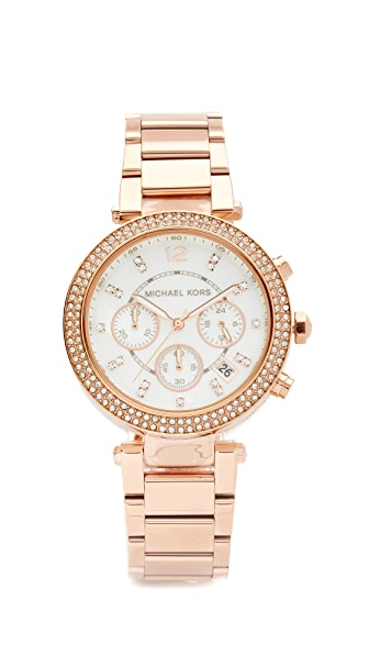 Michael Kors Parker Watch at Shopbop