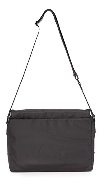 Michael Kors Kent Nylon Large Messenger Bag