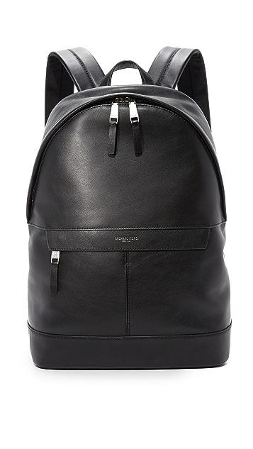 Michael Kors Owen Leather Backpack