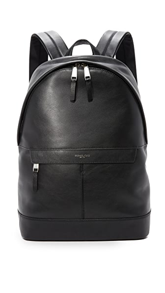 Michael Kors Owen Leather Backpack