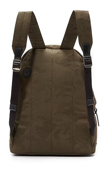 Michael Kors Grant Camo Jacquard Backpack