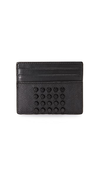Michael Kors Jet Set Studded Card Case