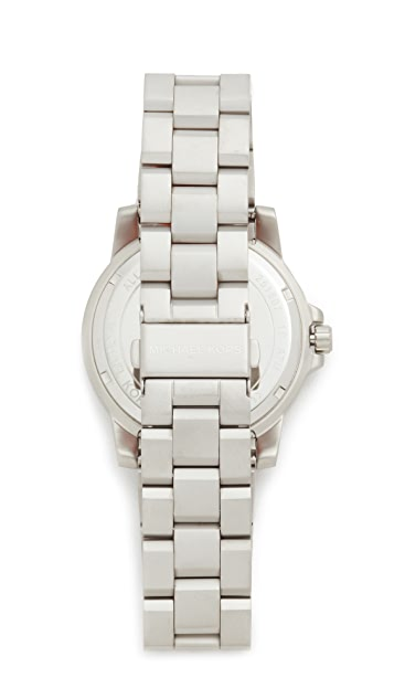 Michael Kors Paxton Stainless Steel Watch