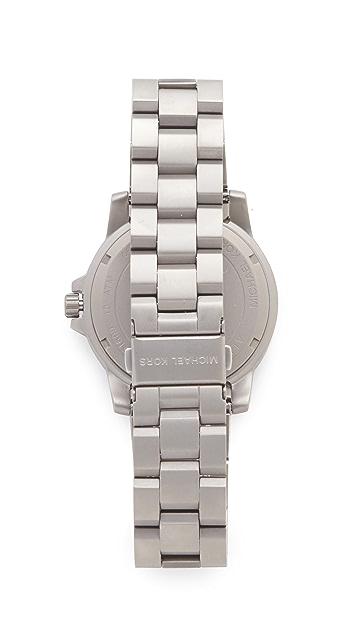 Michael Kors Titanium Paxton Watch