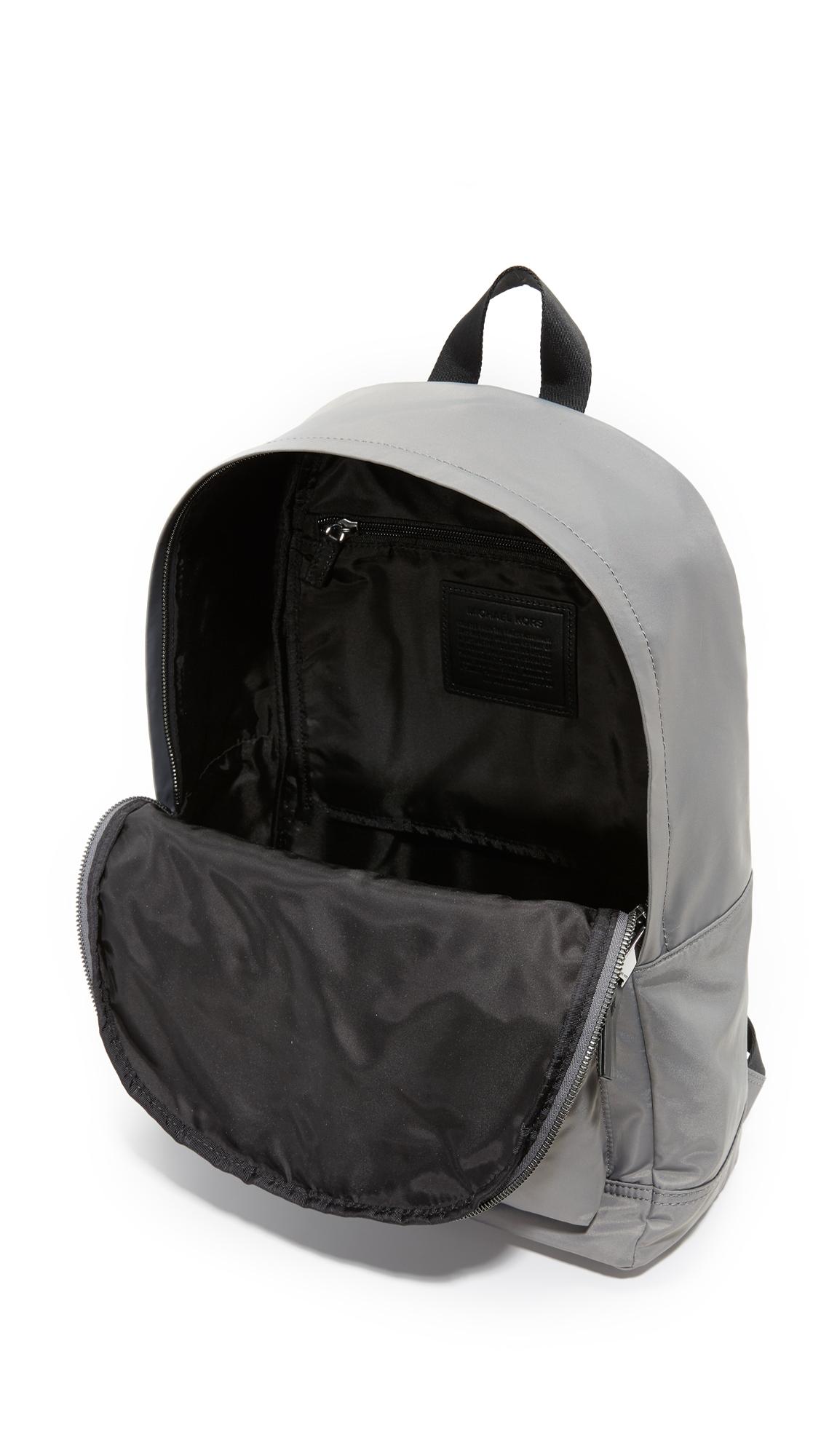 9f847f546603 Michael Kors Kent Nylon Backpack | EAST DANE