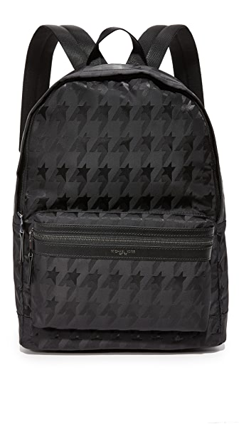 Michael Kors Kent Startooth Nylon Backpack
