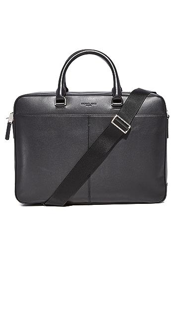Michael Kors Odin Large Briefcase