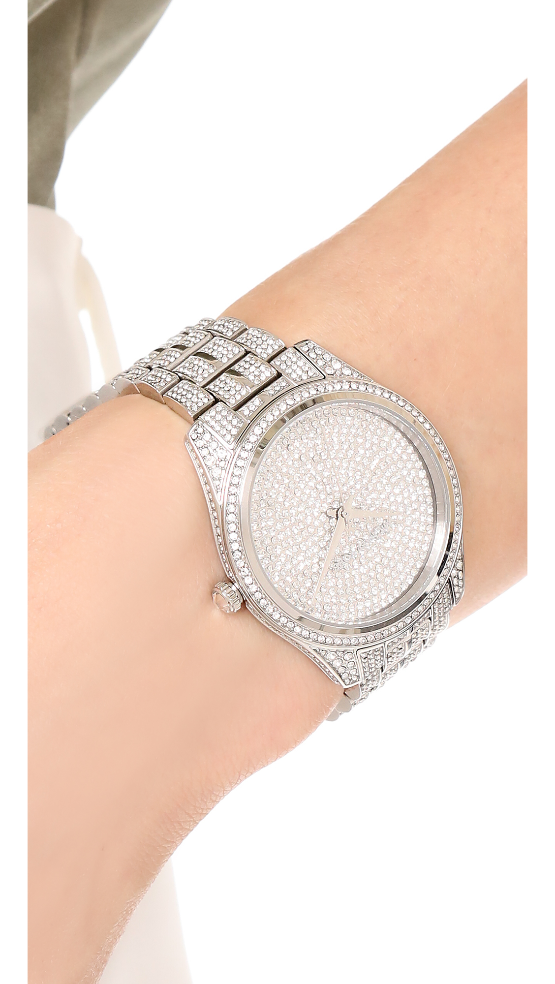 b67ec3472106 Michael Kors Lauryn Watch