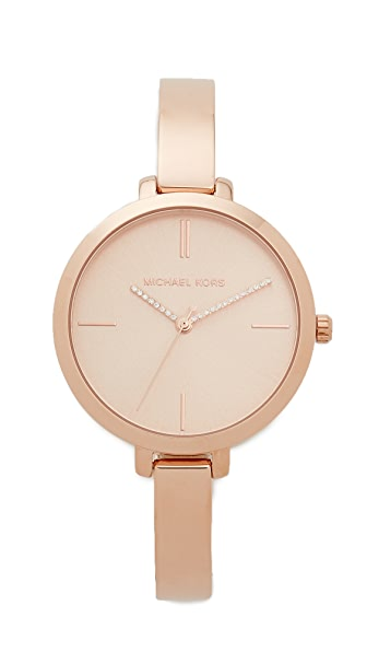 Michael Kors Jayrn Bangle Watch