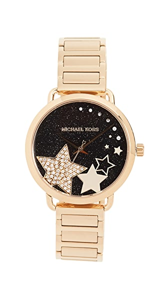 Michael Kors Celestial Portia Watch, 36mm at Shopbop