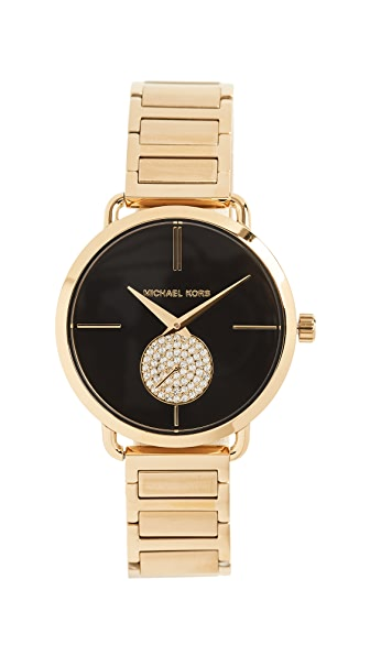 Michael Kors Collection Icon Portia Watch, 36mm at Shopbop