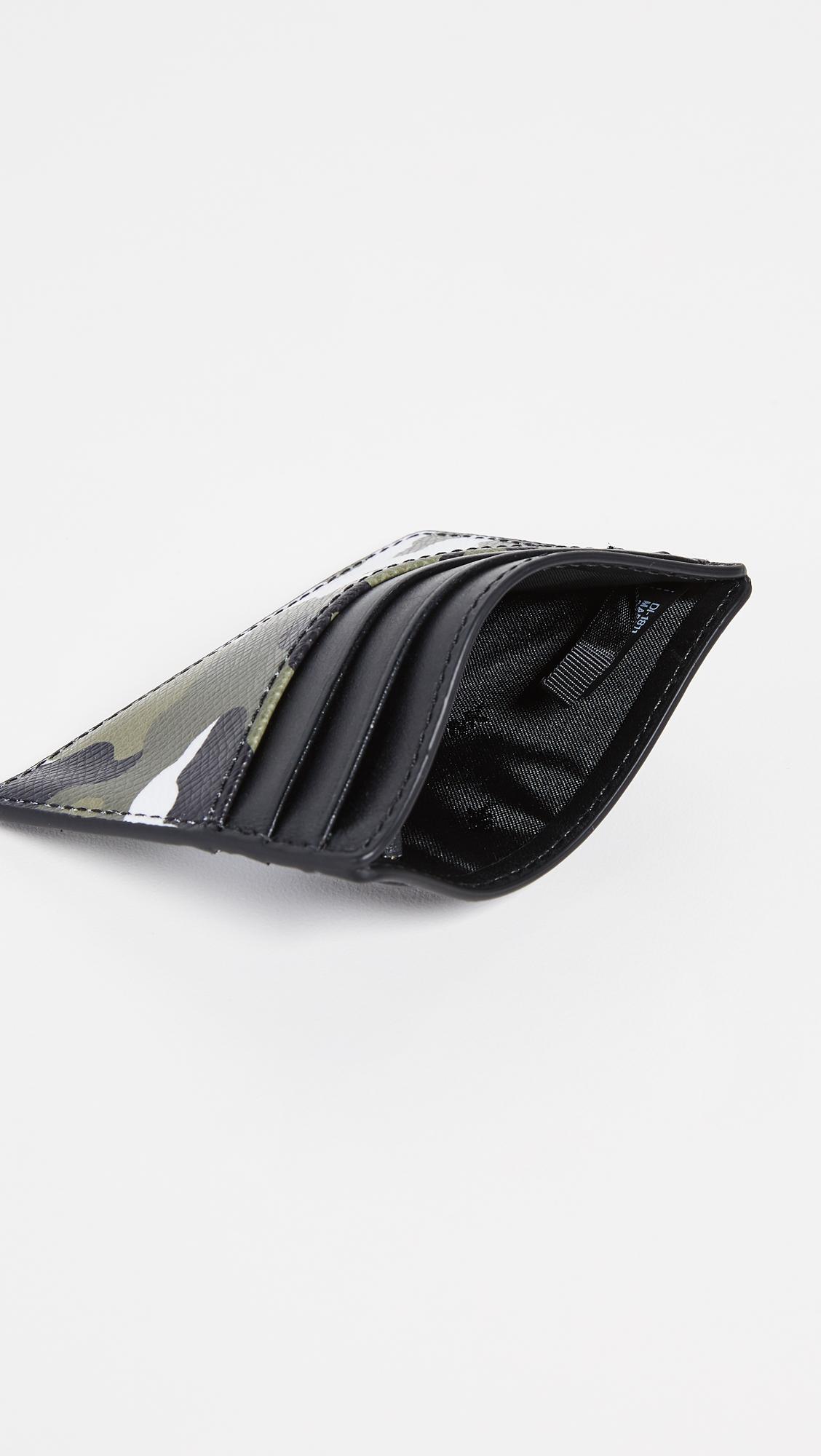7308aea6f161a0 Michael Kors Kent Tall Card Case | EAST DANE