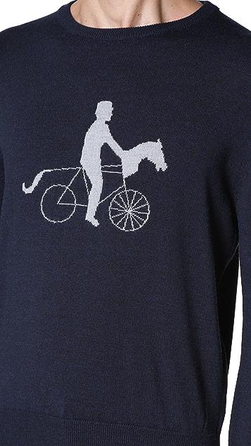 Monsieur Lacenaire Dandy Horse Sweater
