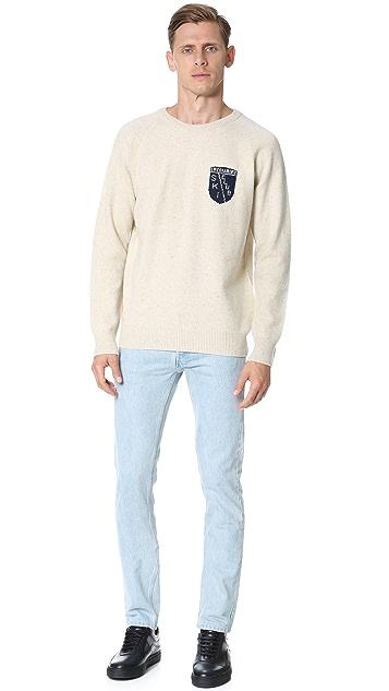 Monsieur Lacenaire Lacenaire Ski Club Sweater