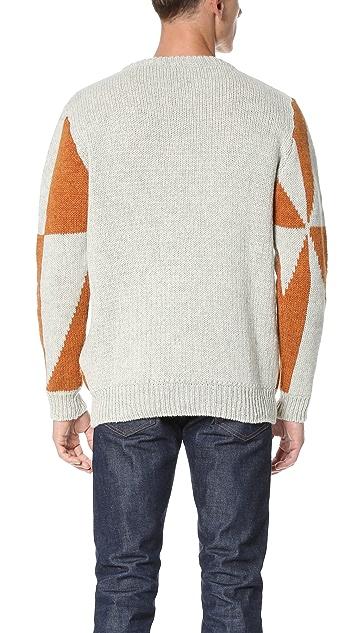 Monsieur Lacenaire Geometrique Sweater