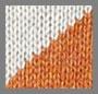 Ecru/Orange