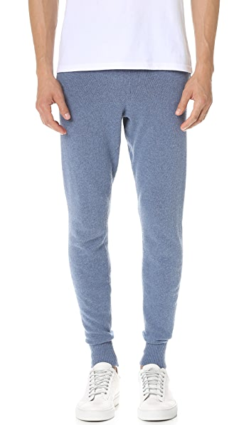 Monsieur Lacenaire Knitted Sweatpants