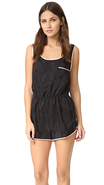 Morgan Lane Feather Wren Romper