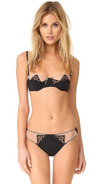 Morgan Lane Laelia Grey Panties