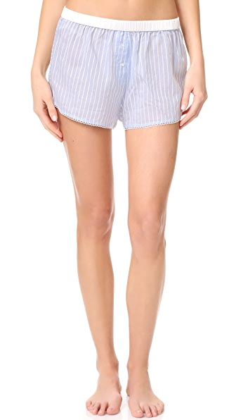 Morgan Lane Teddy PJ Shorts