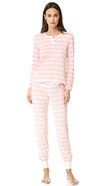 Morgan Lane Cara PJ Set