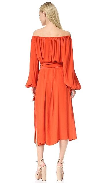 MLM LABEL Dash Midi Dress