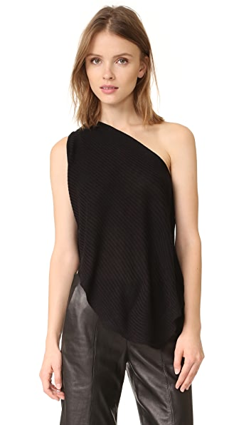 MLM LABEL Guardian Knit Top - Black