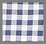 Small Navy Gingham/White