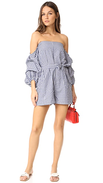 MLM LABEL Pillar Romper