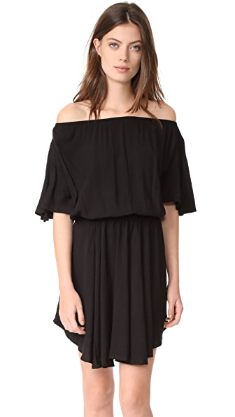 MLM LABEL Leon Dress - Black