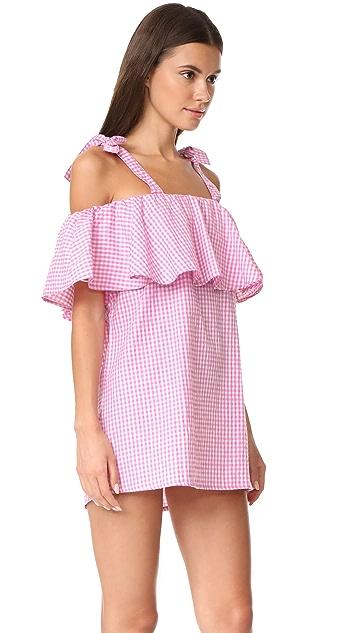 MLM LABEL Tobin Ruffle Dress