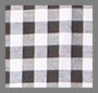 Black/White Small Gingham