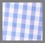 Blue/White Gingham