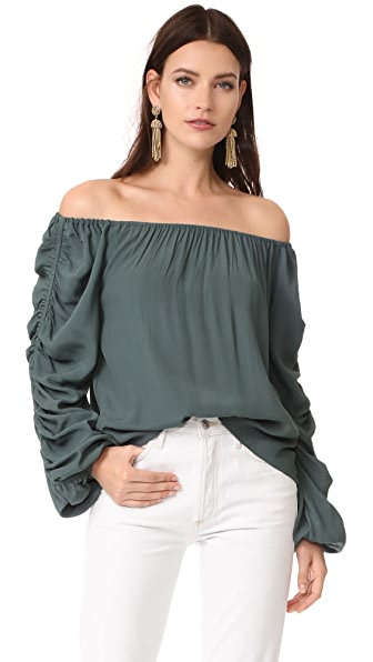 MLM LABEL Atlantic Off the Shoulder Top