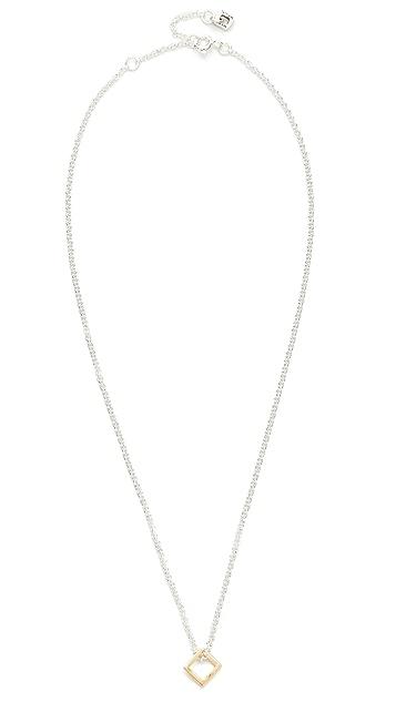 Maya Magal Square Friendship Necklace
