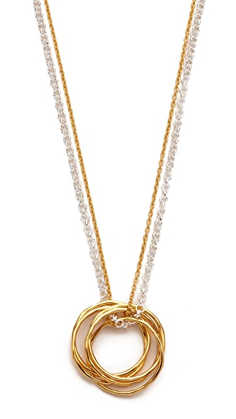 Maya Magal Stand Pendant Necklace