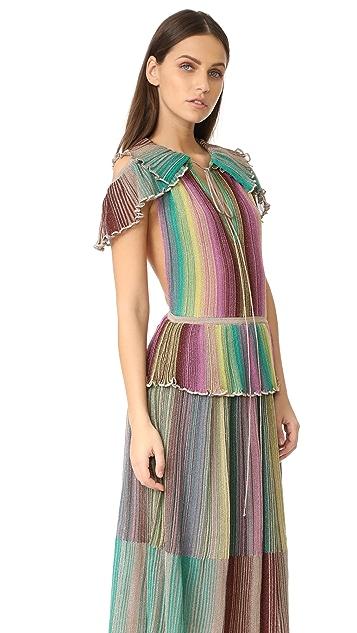 M Missoni Plisse Dress