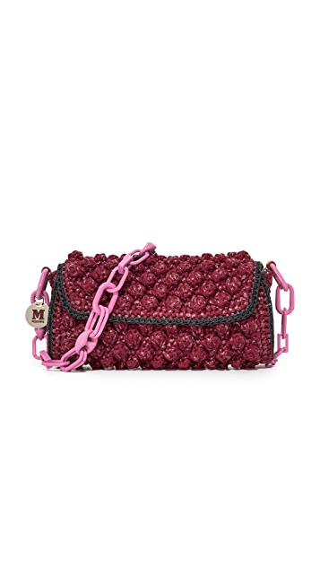 M Missoni Chain Shoulder Bag
