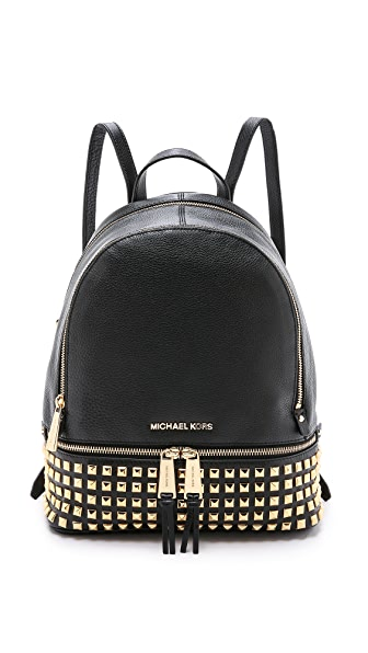 MICHAEL Michael Kors Small Studded Backpack