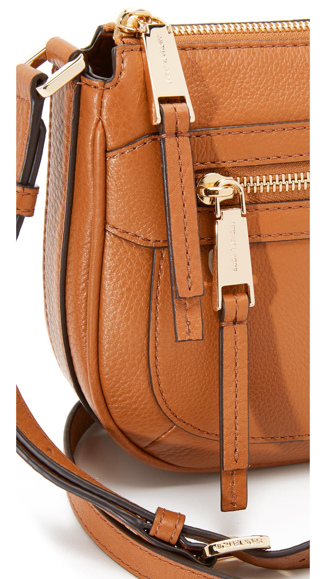 521455f91def MICHAEL Michael Kors Julia Medium Messenger Bag