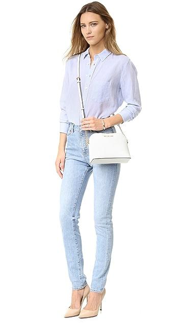 MICHAEL Michael Kors Cindy Dome Cross Body Bag