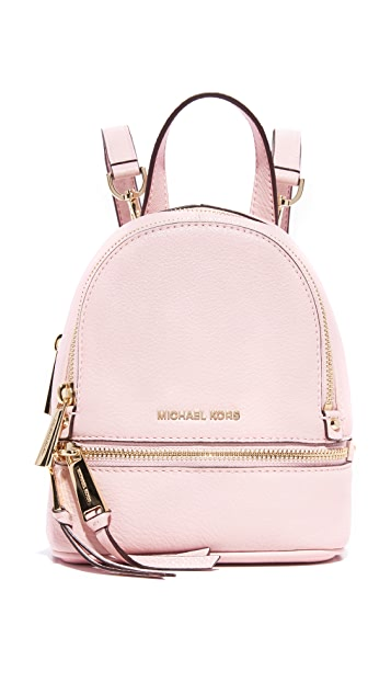 MICHAEL Michael Kors Rhea Mini Backpack