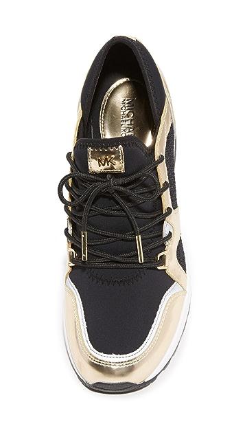 MICHAEL Michael Kors Scout Trainer Sneakers