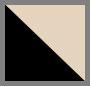 Black/Pale Gold