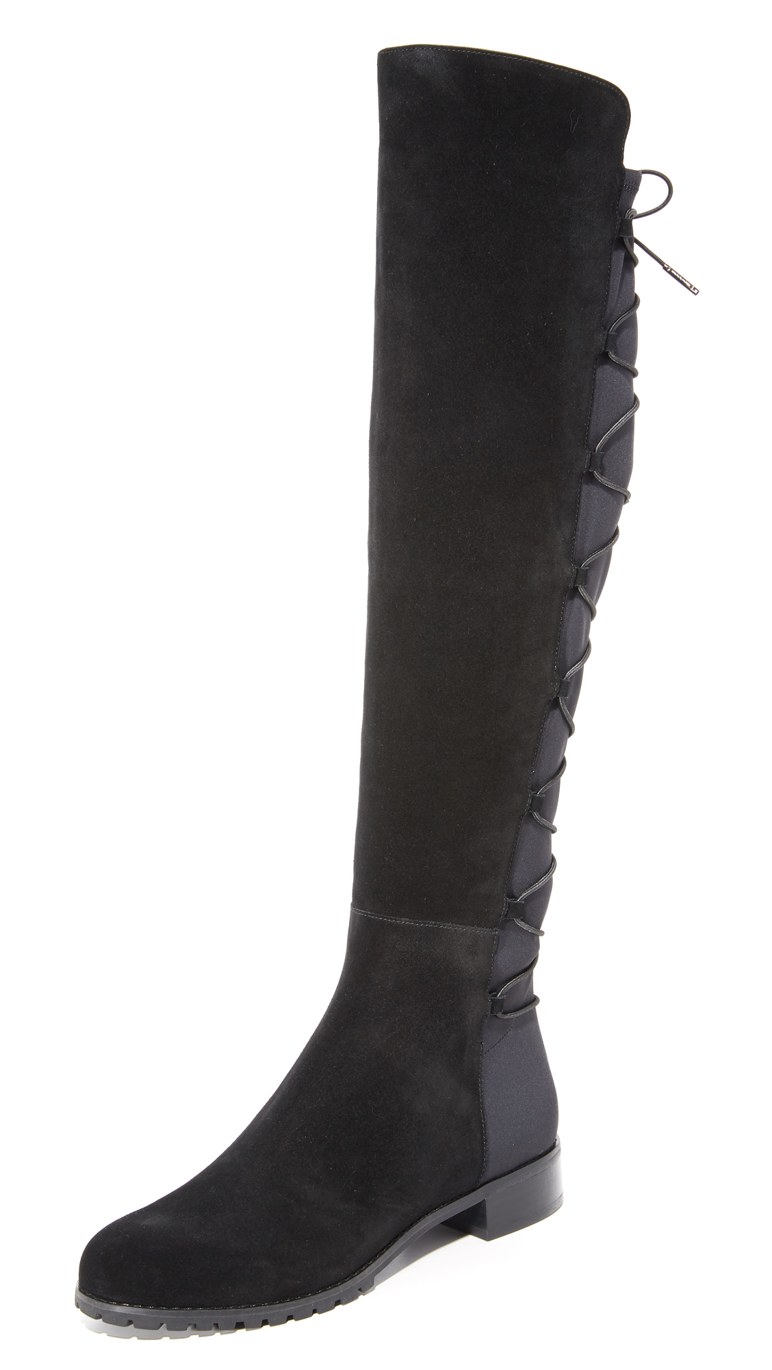 Michael Michael Kors Skye Over The Knee Boots - Black