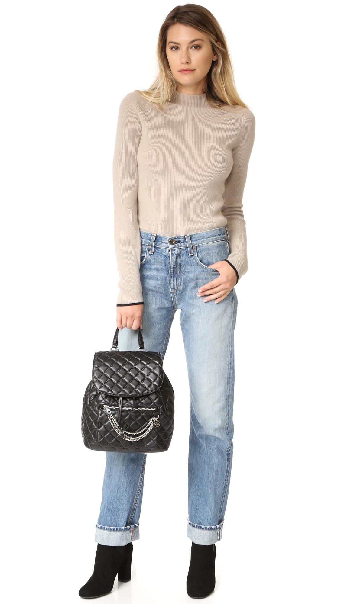4795a853879d MICHAEL Michael Kors Cheyenne Quilt Backpack   SHOPBOP