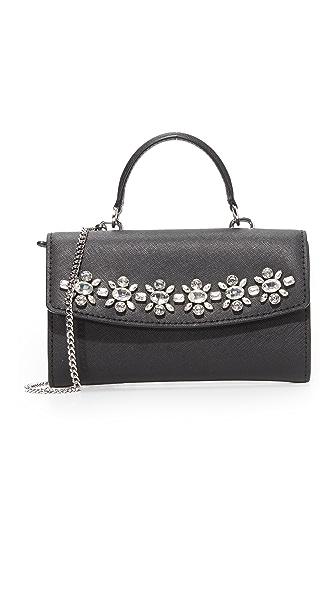 MICHAEL Michael Kors Jeweled Ava Phone Bag