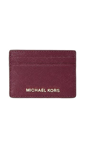 MICHAEL Michael Kors Визитница Jet Set