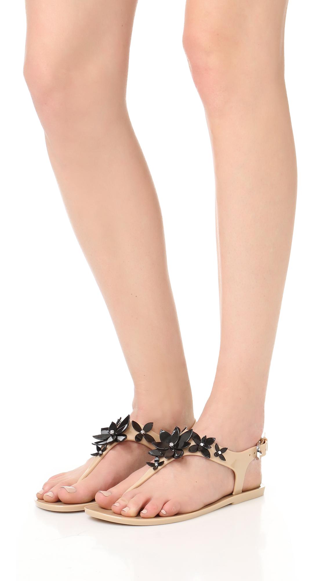 6cc3e1bc126d MICHAEL Michael Kors Lola Jelly Thong Sandals